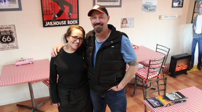 David and Tanya Portelli are bringing back a little bit of Happy Days.