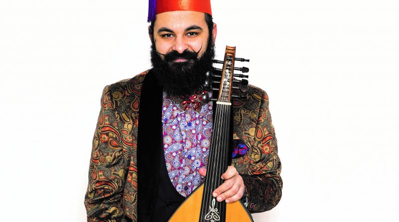The vibrant Arabic musical improvisations of Joseph Tawadros will be performed for one night only at this year's festival.