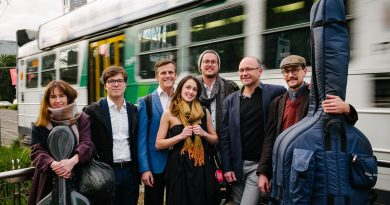 The Melbourne Ensemble will perform Schubert's Octet at this coming weekend's Woodend Winter Arts Festival.