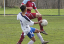 Ranger Michael Coleman secures the ball away from the opposition.