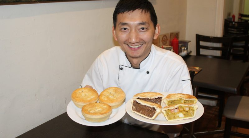 Country Cobb Bakery's Chan Khun has created Australia's No.1 Best Pie!