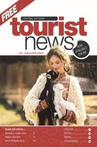 Tourist News - July-August 2018 - Cover image