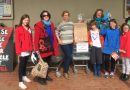 Woodend residents joined in a global day of action on Saturday by holding a plastic attack at their Coles supermarket.