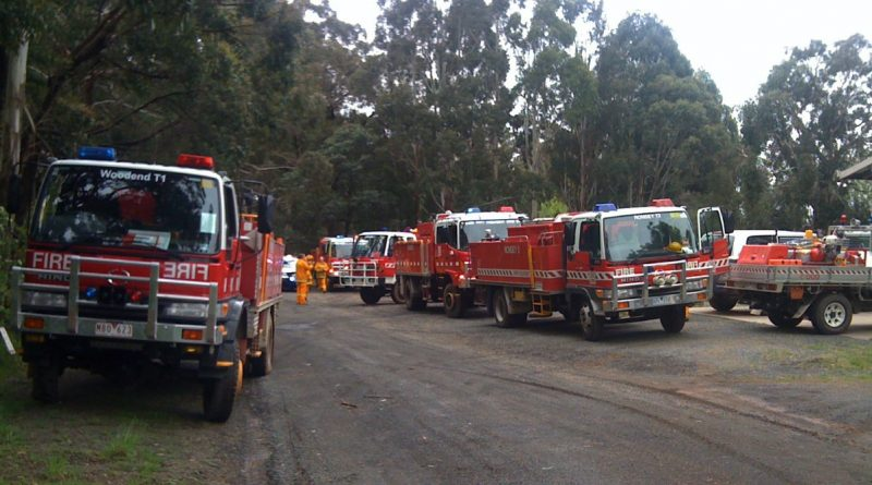 Local brigades will be conducting their first large exercise for the fire season in the Cobaw Ranges on Sunday.