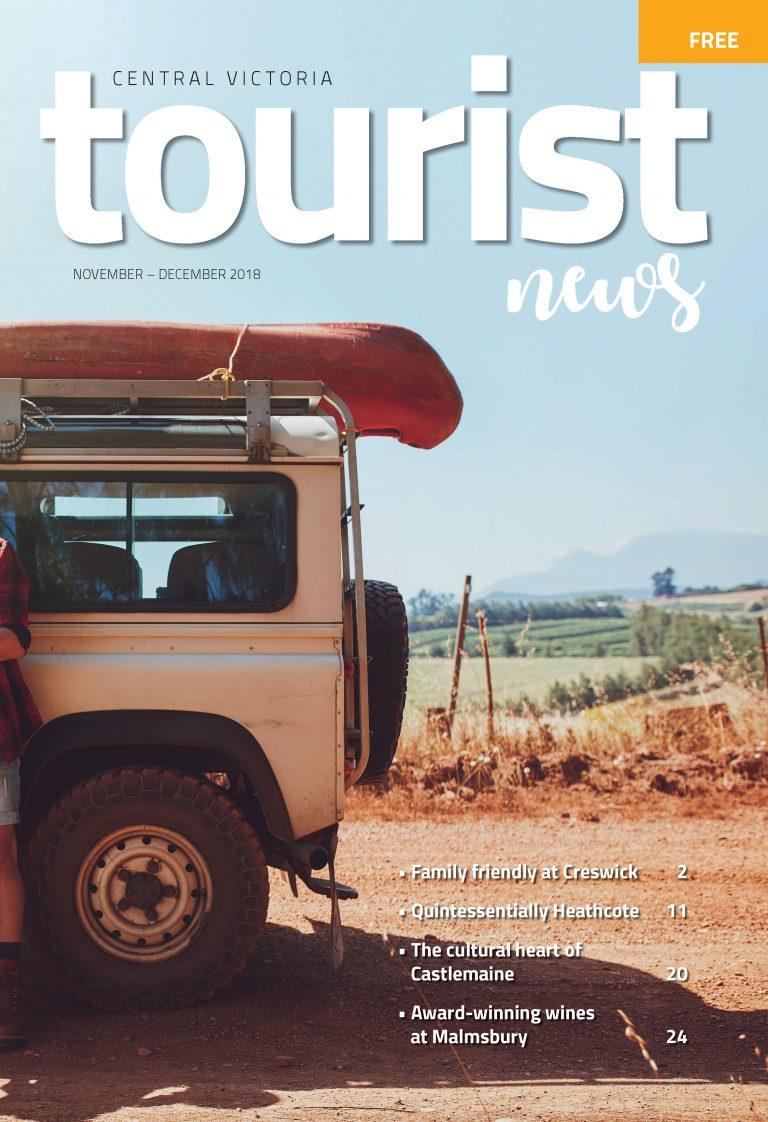 Tourist News - Nov-Dec 2018 Cover Image