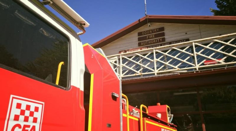 Plans for a $1.6 million upgrade to Mount Macedon Fire Brigade's existing station are now in doubt as proposals emerge for relocation.