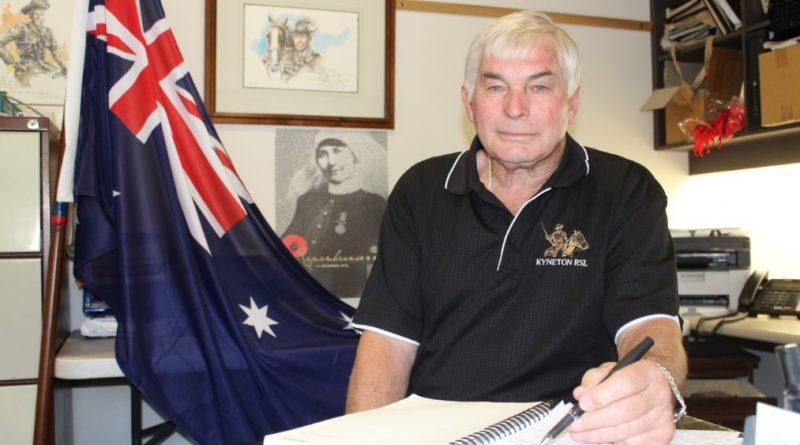 Rob Renton has been named Macedon Ranges' Citizen of the Year in the 2019 Australia Day honours.