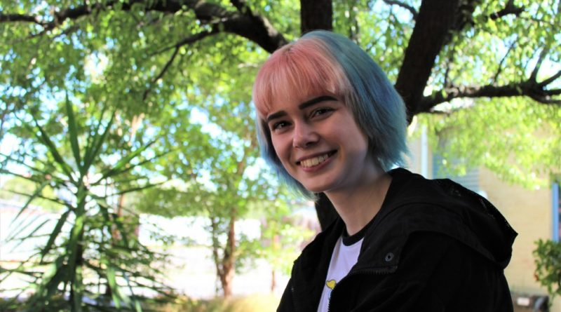 Woodend teen Shaylyn Blyth has become a strong voice for youth in the Macedon Ranges.