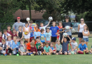 Kyneton District Soccer Club's successful mini-roo's program wrapped up on Thursday night with a number of games followed by a barbecue and presentation.