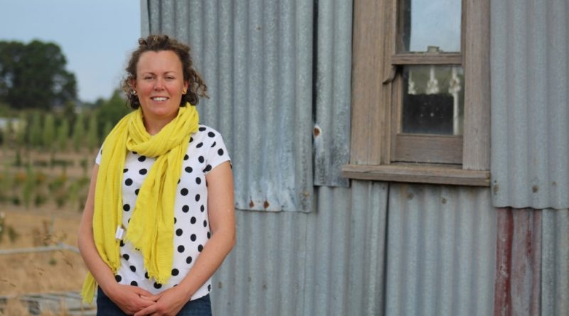 Kyneton's Claire Moore has won the AgriFutures Rural Women's Award.
