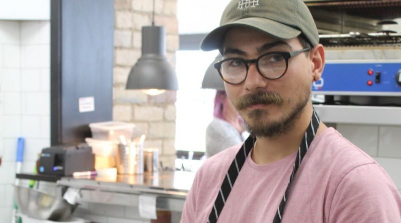Turkish chef Ozgun Turgut will share stories and traditional dishes from his homeland.