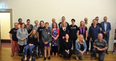 The new With One Voice Central Victoria Choir was launched last in Kyneton week.