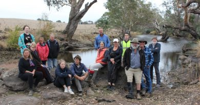 Landowners along the Campaspe River from the Langley/Greenhill/Edgecombe areas fear the water they draw from the river has been contaminated for years.