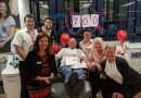 Kyneton local saving lives with 700th blood donation