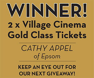 Gold Class Winner Cathy Appel