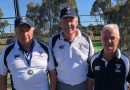Weather impedes match for Macedon Ranges-Sunbury veteran cricketers