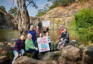 Reclaiming the Campaspe River