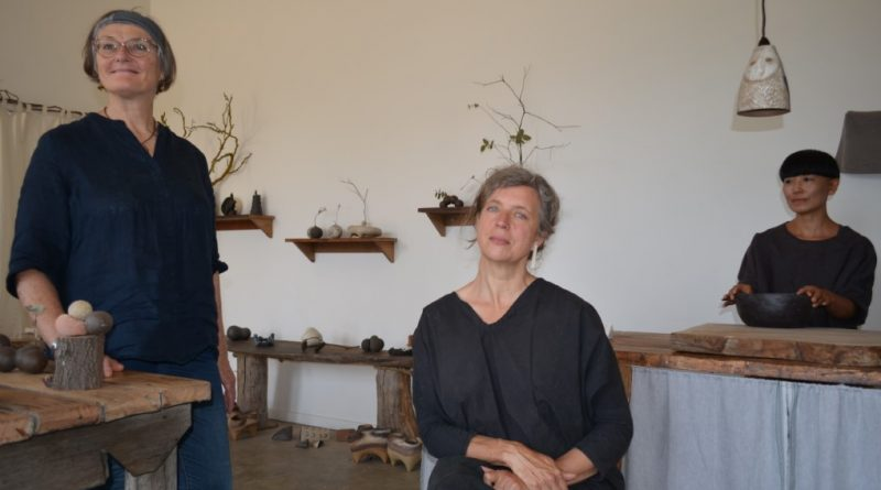 Castlemaine ceramicists inspired by the natural world