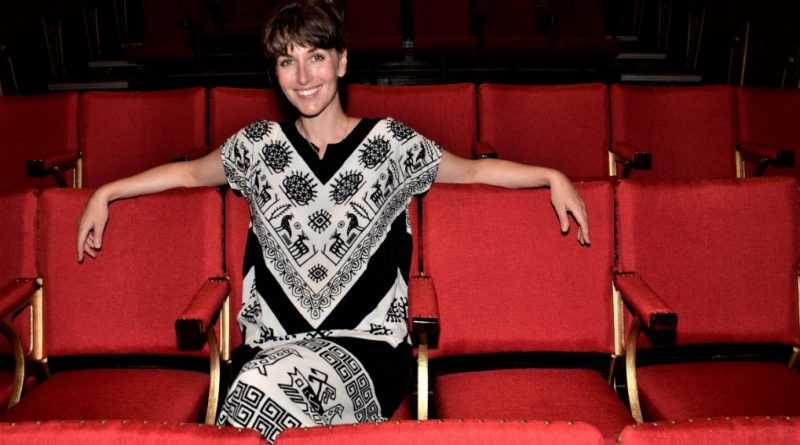Upper circle sitting pretty – Vintage 1930s seating restored at Theatre Royal