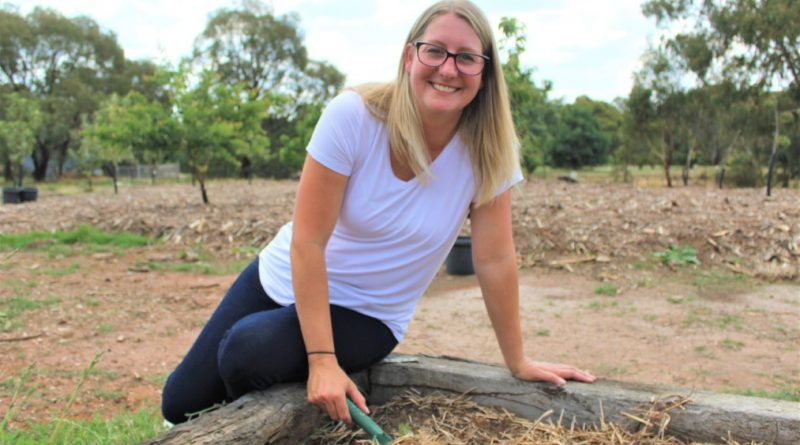 Food forest takes root