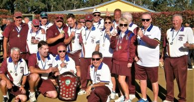 Changes in bowls – Broadford, Kilmore to switch