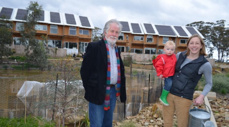 Sustainable living at The Paddock