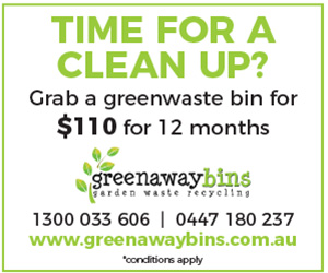Green Away Bins