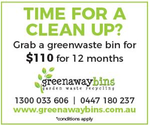 Green Away Bins
