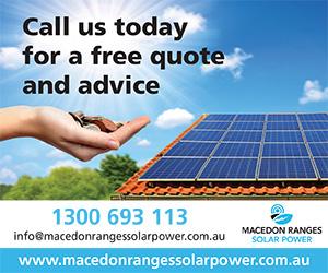 MR Solar web advert